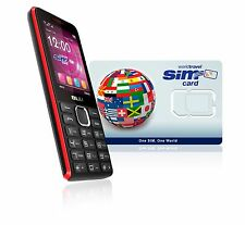 Global Cell Phone & WorldTravelSIM card