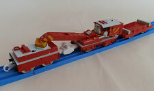 ROCKY THE CRANE - Tomy Tomica Trackmaster - Thomas the Tank Engine train