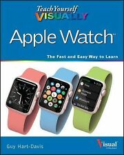 Teach Yourself VISUALLY Apple Watch (Teach Yourself VISUALLY (Tech)), Hart-Davis