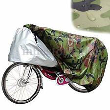 Waterproof Bike Bicycle Cycling Rain Cover Dust Garage Protector Outdoor + Bag