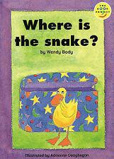 Where is the Snake?: Read-On Beginner (LONGMAN BOOK PR