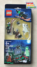 NEW LEGO Halloween Accessory Set 850487 Witch Ghost Zombie minifigures Grave