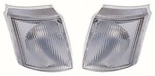 Ford Transit Mk5 Van 9/1994-2000 Clear Front Indicator Lights 1 Pair O/S & N/S