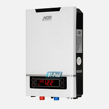 18KW Electric WHT Tankless Hot Water Heater 240V ETL Approval LED Touch Display