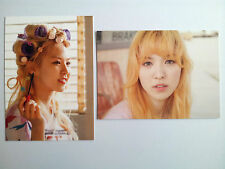 Red Velvet SMTOWN COEX SUM OFFICIAL Goods Post Card Postcard Set - Wendy (2pcs)