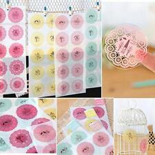 NEW Washi Paper Lace Roll DIY Decorative Sticky Masking Tape Self Adhesive MY