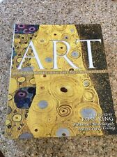 ART over 2500 works from cave to contemporary hard cover coffee table book