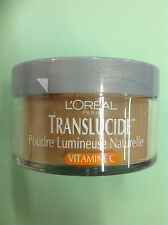 Loreal Translucide Naturally Luminous Loose Powder #962 DEEP NEW & SEALED.