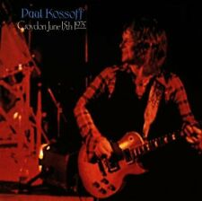 "Paul Kossoff: ""Live in Croydon, June 15th 1975"" (CD)"