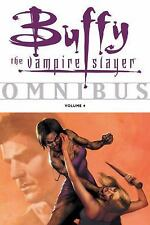Buffy the Vampire Slayer Omnibus Volume 4 by Christopher Golden & others TPB DH