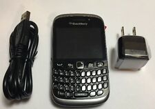 BlackBerry Curve 9320 • Black • Brand NEW, UNLOCKED! Bundle *