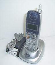 panasonic kx-tga542s 5.8ghz cordless expan handset for kx-tg5433s kx-tg5452s