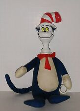 Doctor Seuss Cat in Hat small talking Mattel doll functions no musty odors 1970s