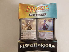 Magic the Gathering Duel Decks-Elspeth vs. Kiora Brand New Still Sealed