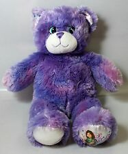 Build a Bear Plush Stuffed Animal Dyed Teddy Wizards of Waverly Place Disney