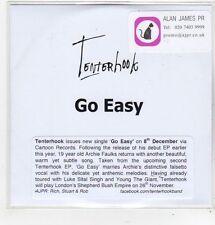 (FL332) Tenterhook, Go Easy - 2014 DJ CD