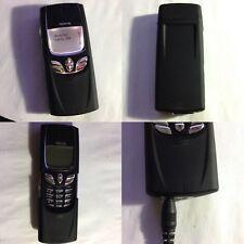 CELLULARE NOKIA 8850 GSM NERO VINTAGE CLASSIC PHONE UNLOCKED SIM FREE DEBLOQUE