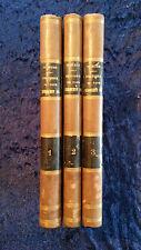 Histoire du Pape Innocent III et ses contemporains - Hurter 1838 -complet 3 vols