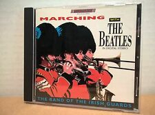 Marching With The Beatles 1998 Bandleader Made in England Import CD