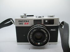 Ricoh 35 ZF 35mm Viewfinder Film Camera with Rikenon 40mm f/2.8 Lens G37