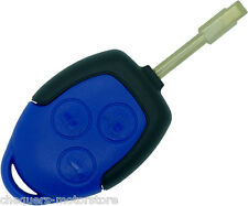 Ford Transit Connect 3 Button Key Fob Case & FO21 Tibbe blank blade repair