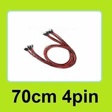 70cm 4Pin Cable set Female-Female Jumper Wire for Arduino for 3D Printer