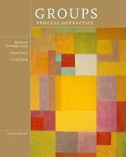 Groups: Process and Practice 9E by Gerald Corey 9th (Int'l Edition)