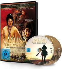 Musa - The Warrior and the Princess of the Desert (2 Discs Special Edition), DVD