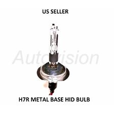 2x HID Xenon Bulbs Headlight Lamp Light H7R H7 4300K 35W METAL BASE US SELLER