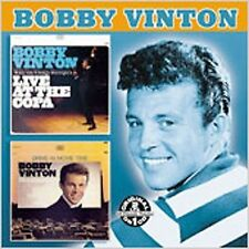 Live at the Copa/Drive-In Movie Time by Bobby Vinton (CD, Mar-2006,...