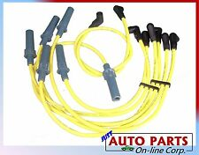 IGNITION SPARK PLUG WIRES V6 3.9L DAKOTA RAM 1500 DURANGO B1500 B2500 D150/250