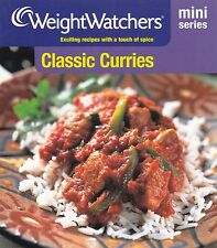 Classic Curries: Exciting Recipes with a Touch of Spice -  Weight Watchers -Book