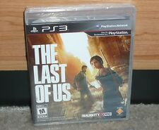 PS3 - THE LAST OF US (Brand NEW Sealed) NTSC worldwide shipping GREAT GAME