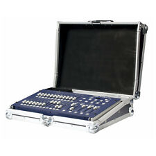 Showtec Lighting Desk Flightcase 6U 19 Rackmount Flight Case Rack D7401 LCA-SM24