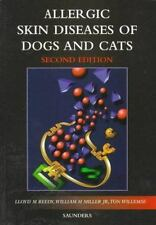 Allergic Skin Diseases of Dogs and Cats, 2nd Edition Reedy DVM, Lloyd M., Mille