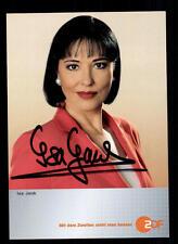 Isa Jank Wege zum Glück Autogrammkarte Original Signiert # BC 40169