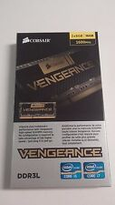 CORSAIR VENGEANCE 16GB (2 x 8GB) SO-DIMM DDR3-1600 (PC3-12800) CL9 LAPTOP MEMORY