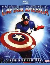 Captain America,New DVD, Scott Paulin, Kim Gillingham, Melinda Dillon, Michael N