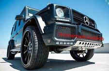 AMG BRABUS W463 Undercarriage Protection Steel Plate G500 G55 G63 G65