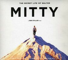 Secret Life Of Walter Mitty - Various Artists (2013, CD NEUF)