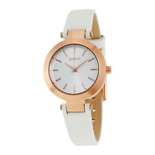 DKNY Stanhope White Dial Ladies Casual Watch NY2405