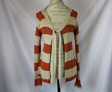 Anthropologie Wrap Blouse By Splendid Size M Long Sleeves 100% Rayon