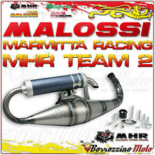 MALOSSI 3214763 MARMITTA RACING MHR TEAM 2 ESPANSIONE BETA QUADRA 50 2T