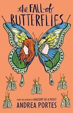 The Fall of Butterflies by Andrea Portes 9780062313676