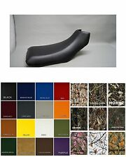 HONDA ATC110 Seat Cover ATC125M 1983 1984 1985 ATC 125  in 25 COLORS & PATTERNS