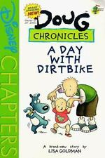 Disney's Doug Chronicles: A Day with a Dirtbike - Book #4