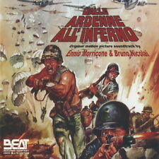 DALLE ARDENNE ALL INFERNO - COMPLETE - LIMITED EDITION - ENNIO MORRICONE