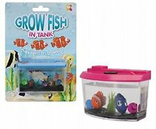 Grow Your Own Tropical Fish in a Tank - Christmas stocking filler present ty1724