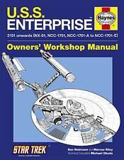 Star Trek U.S.S. Enterprise Haynes Manual H4941