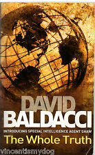 The Whole Truth by David Baldacci (Paperback, 2010)